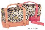 Borse calde delle donne del progettista di marca di modo del cuoio del leopardo di vendita