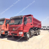 Camion à benne basculante vers l'avant de tombereau lourd pour le Sri Lanka