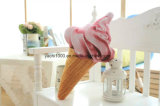 High Simulation Ice - Cream Cone Shaped Stuffed Toy Pillow