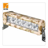 Jeep를 위한 22inch 90W 크리 말 Chip Single Row Camouflage Color Light