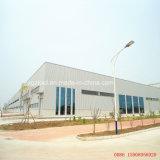 Prefabricated 강철 구조상 작업장 또는 창고