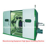 encalhamento de alta velocidade do cabo 800p que torce a máquina da fabricação de cabos da máquina
