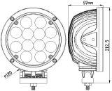 10-60V het LEIDENE van gelijkstroom 60W Licht van het Werk