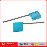 o cabo ajustável do recipiente do metal da liga de alumínio do comprimento de 5.0mm sela o fechamento