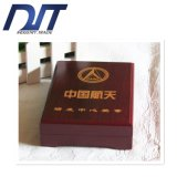 Casella di legno su ordine professionale per il distintivo/medaglie/regalo