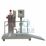 Single automático Head Anti-Explosion Liquid Filling Machine 200L