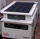 El panel Thin-Film auto-adhesivo flexible del picovoltio del laminado de 72 vatios