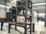 Separatore del flusso turbolento di prezzi bassi per la pianta di riciclaggio di plastica