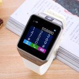 カメラ(GV08)が付いている流行のBluetoothのスマートな腕時計の電話