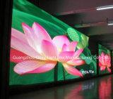 P10 Digitaces móviles libres al aire libre que hacen publicidad de la visualización de LED