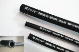 Boyau hydraulique en caoutchouc de Zmte En853 2sn dans l'application d'industrie