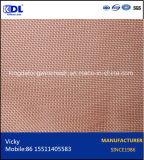 Acoplamiento de alambre de cobre amarillo amarillo/paño de alambre de cobre amarillo/tela metálica de cobre amarillo