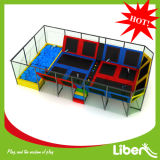 Liben Kids Indoor Trampoline Bed para Sale