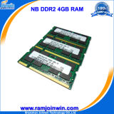 Volles Compatible DDR2 4GB 256MB*8 RAM Memory für Laptop