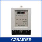 Счетчик энергии одиночной фазы двухпроводной статический (CZBAIDER)