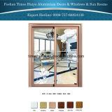 De Hangende Schuifdeur van het aluminium voor Balkon en Terras