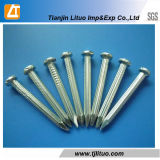 45# Steel Smooth/Concrete Flute Shank Cement Galvenized Nails