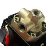 Compresor de aire de control del interruptor de presión 140-175 PSI 4 26 amperios resistente portuario