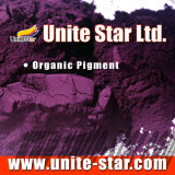 Tinte básico (violeta solvente 9) para el colorante de seda
