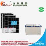 태양 DC 냉장고 408L