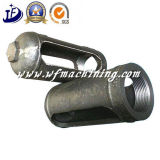 Потерянные OEM части головки алюминия отливки воска для гидровлического цилиндра