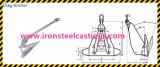Form-Stahl-Offshoregegenkraft-Anker