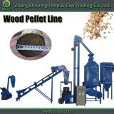 生物量の餌機械完全なおがくずの木製の餌の生産ライン