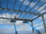 Structure d'acciaio Warehouse (esportatore a 30 paesi) Zy335