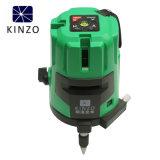 Модульная Зеленая Линия Географическая Производя Съемку Аппаратура Уровня 2V1h Лазера