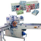 Tissue Pocket Paper Packaging Machine com Embossing Folding