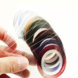 Nagel-KunstStriping nimmt Dekoration-Zubehör auf Band auf (D32)