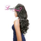 Девственницы оптовой продажи низкой цены волосы 100% объемной волны стандартной бразильские