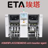 Siplace/ASM/Siemens Automatic LED Chip Mounter/Juki Pick e posto Machine