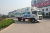Тавро Van Refrigerated 20tons Тележка Sinotruk