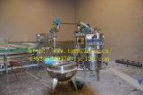 Llena de caramelo automático que hace la máquina y de la bola Lollipop Línea de Producción