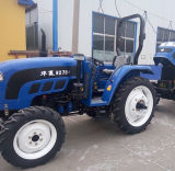 70HP 4WD Huaxia Farm Tractor per Hot Sale