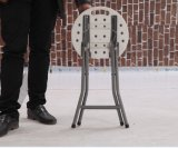 Китай Supplier Portable Kids Plastic Foldable Travel Step Stool с Steel Legs