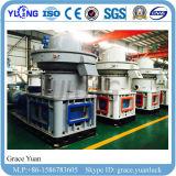 縦Yulongのブランドの専門の製造は生物量4-6t/Hの木製の餌のプラントをリング停止する