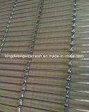 Banda transportadora del acero inoxidable 304