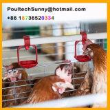 高品質の鶏電池の家禽はファクトリー・アウトレットの価格の養鶏場の卵の層の鶏のケージをおりに入れる