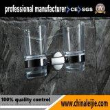 304의 스테인리스 두 배 공이치기용수철 홀더 목욕탕 세트 (LJ55007)