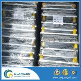Metall, welches das faltbare Rahmen-Ladeplatten-Stark beanspruchen hängt