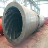 採鉱設備の産業石炭の沈積物の回転乾燥器