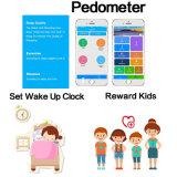 Wasserdichter GPS, der Uhr für Kinder mit PAS-Taste (D11, aufspürt)