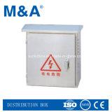 Caixa de distribuição exterior de aço inoxidável Jff / caixa de distribuição de cabo ao ar livre