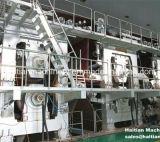 Máquina de papel automática de alta velocidad de tejido