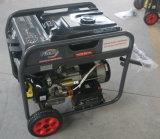 De draagbare Generator 5kw Genset van de Benzine/van de Benzine