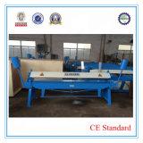 Dobrador manual do metal de folha a máquina de dobramento da mão de ferro