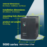 potere basso Frequency Inverter di 380V Three Phase 22kw-37kw