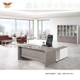 Bureau modulaire d'ordinateur de bureau d'imposition de bureau de Tableau de bureau de mélamine de bureau moderne pour le personnel (H70-0262)